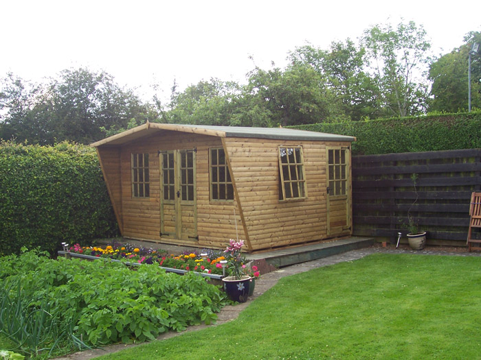 Summerhouses Chalets Gazebos Amp Garden Offices In The