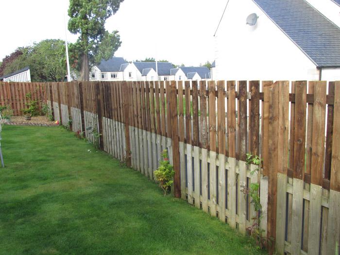 Garden Fencing In The Scottish Borders Amp Edinburgh 1st