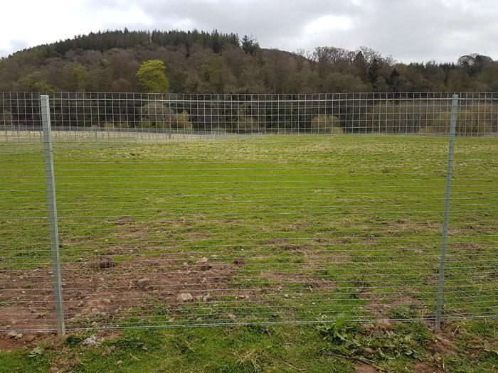 Security Fencing In The Scottish Borders Amp Edinburgh 1st
